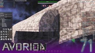 Catapult Battleship Build pt 2 | Avorion #71