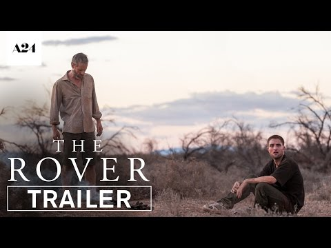The Rover | Official Trailer HD | A24