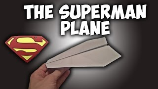 How To Make The World Record Paper Airplane 2016  [EASY]
