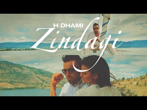 Zindagi | H-DHAMI | RISHI RICH | **Official Video** | VIP Records | Latest Punjabi Songs 2016