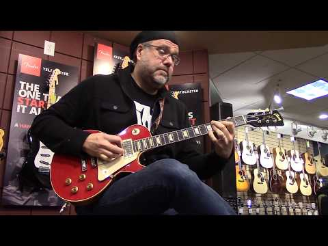 GREG KOCH FISHMAN GUITAR PICKUP CLINIC INSTRUMENTAL MUSIC THOUSAND OAKS, CA 1/26/2016