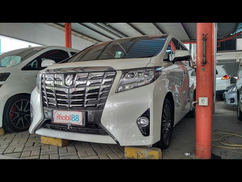 In Depth Tour Toyota Alphard GGH30 3.5Q Executive Lounge - Indonesia
