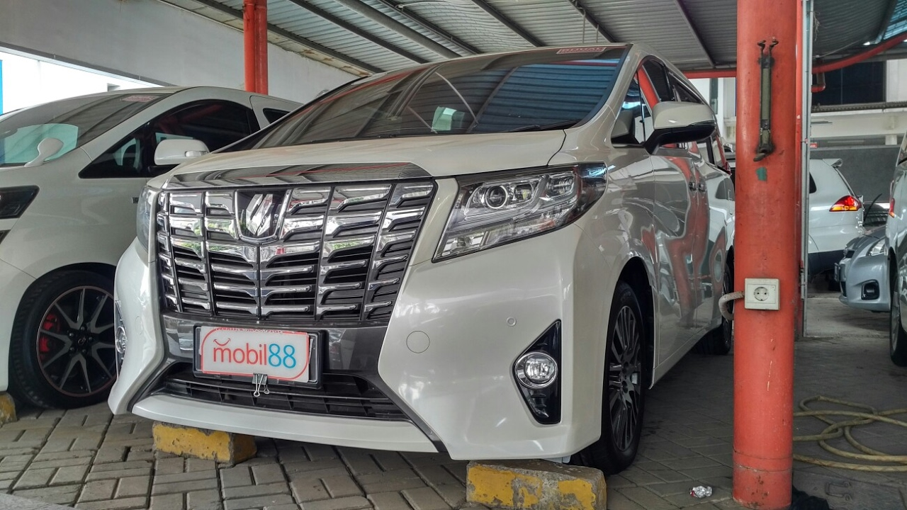 all new alphard 3.5 q double din grand veloz in depth tour toyota ggh30 3 5q executive lounge indonesia