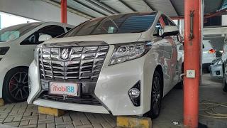 In Depth Tour Toyota Alphard GGH30 3.5Q Executive Lounge - Indonesia