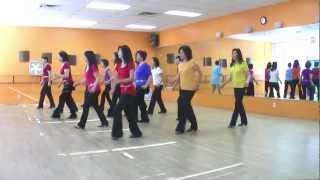 Boys Will Be Boys - Line Dance (Dance & Teach in English & 中文)