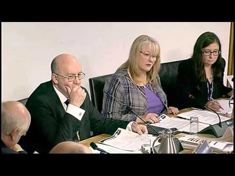 European and External Relations Committee - Scottish Parliament: 1st October 2015