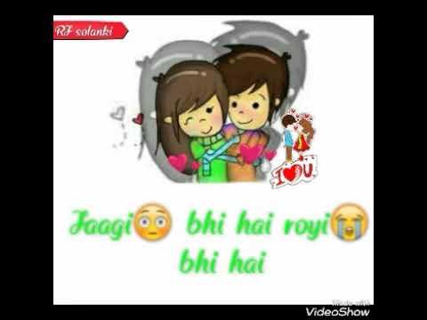 Jaagi Bhi Hai Royi Bhi Hai (Khamoshiya) Beautiful Lyrics Video