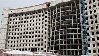 Стало известно, когда возобновится строительство первой очереди больницы в Нижневартовске