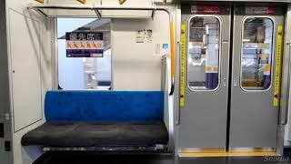 東京メトロ17000系 東上線 東松山→坂戸 車窓 走行音