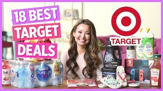★ BEST 18 Deals Target Couponing (Week 5/19 - 5/25)
