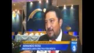 Cámara honra a FEDECREDITO con el galardón Palma de Oro 2015