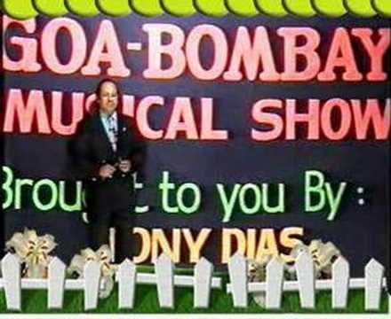 GOA-BOMBAY MUSICAL SHOW PART-1