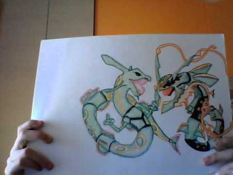 I miei disegni di pokemon leggendari d youtube for Immagini di cavalli da disegnare