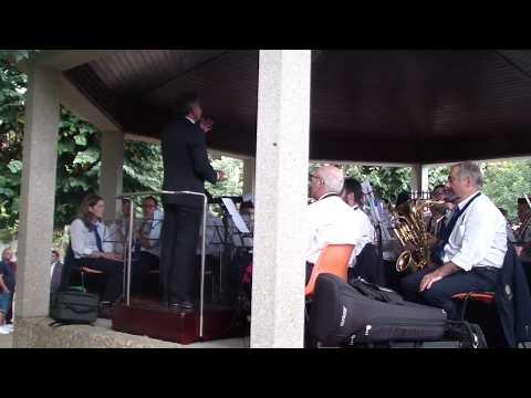 Banda de Musica de Vila Boa de Quires   Vila Franca de Jorge Salgueiro