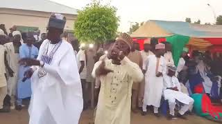 Bello vocal and ado gwanja performing dodorido remix at northwest university kano nigeria. - bello v
