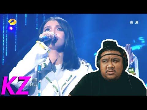 KZ Tandingan - See You Again (The Singer 2018) [MUSIC REACTION]