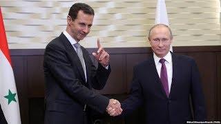 Путин заявил о скором завершении военной операции России в Сирии / Новости