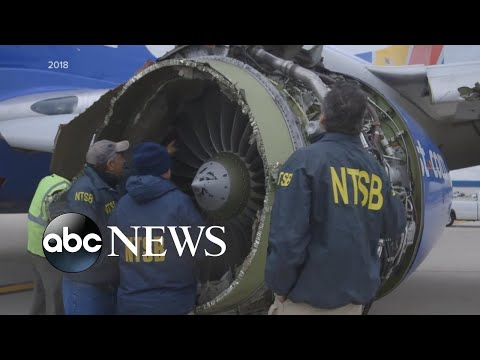 NTSB searches for answers on Denver plane incident