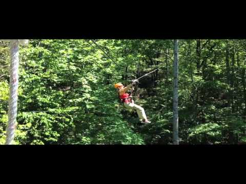 The Gorge, Extreme Zip Lining in Saluda, NC