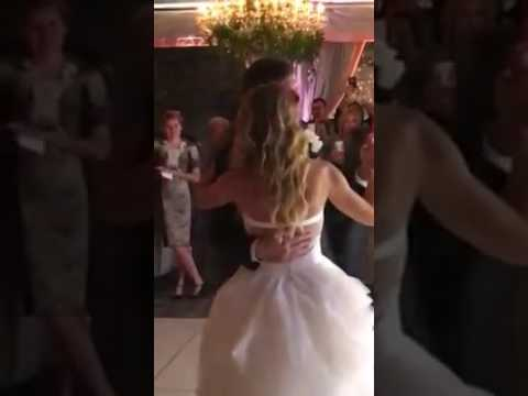 Dale Earnhardt Jr. and Amy - First Dance