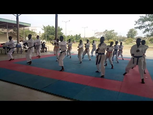 University of Abuja Karate Championship November 22nd - 25th 2018