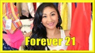 Forever 21 SUMMER FASHION HAUL!