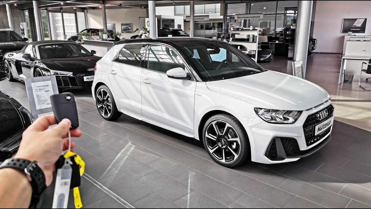 2019 Audi A1 Sportback 30 Tfsi S Line Youtube