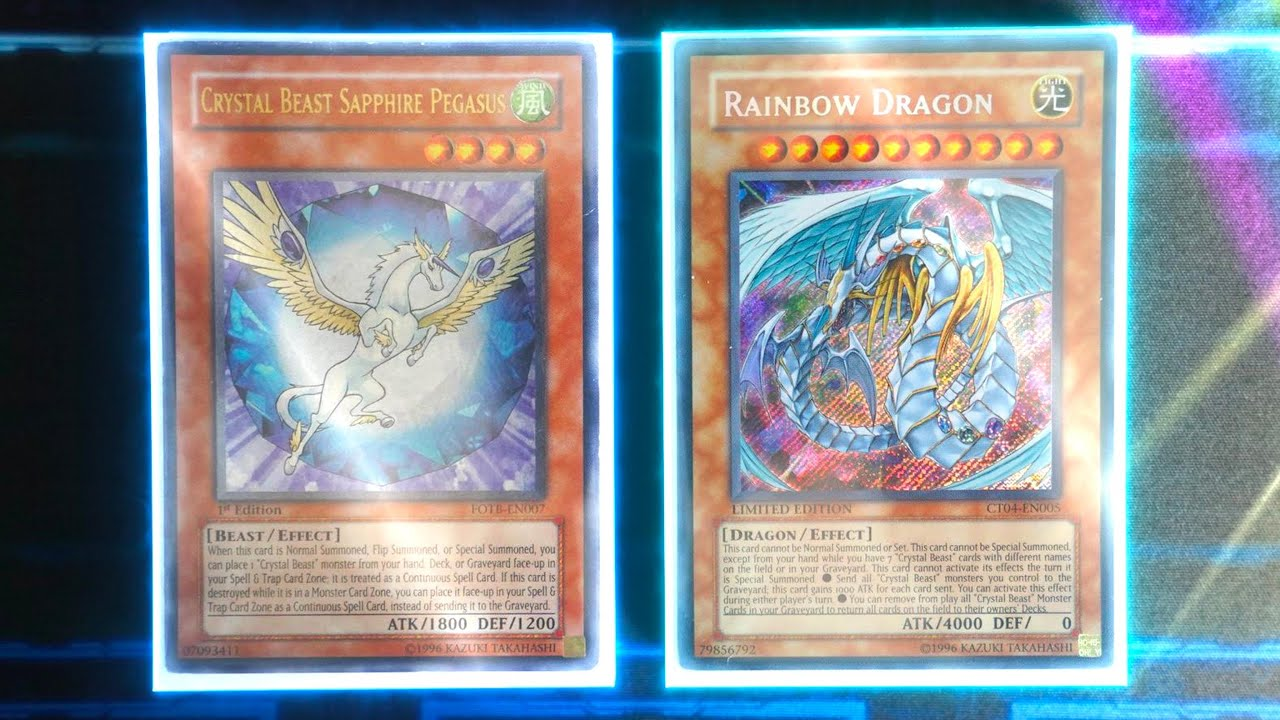 Download THE NEW YU-GI-OH! COMPETITIVE CRYSTAL BEAST DECK PROFILE! OCTOBER 1st 2021 BANLIST!