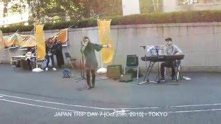 JAPAN TRIP OSAKA - TOKYO DAY 7 [Oct.25th, 2015] - TOKYO