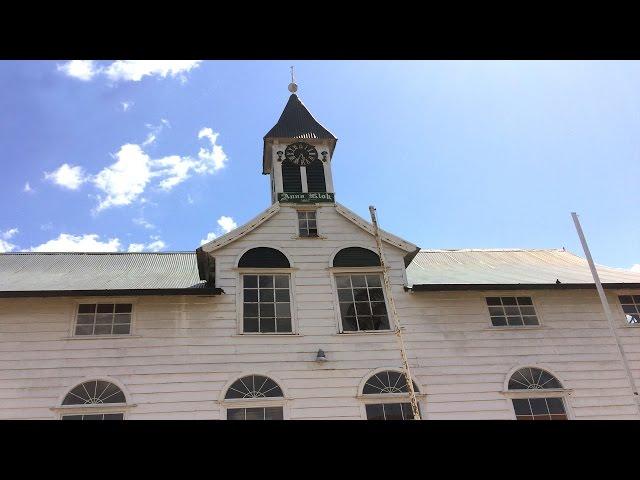 Rust en Vrede Kerk  - Paramaribo