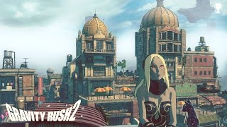 Gravity Rush 2 - He Has A Crush? - Pt.3