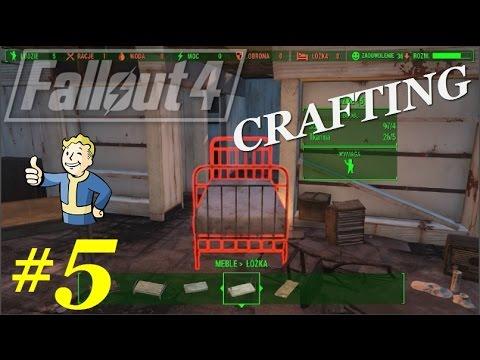 Fallout 4 Crafting Czyli Tworzenie I Budowanie 5