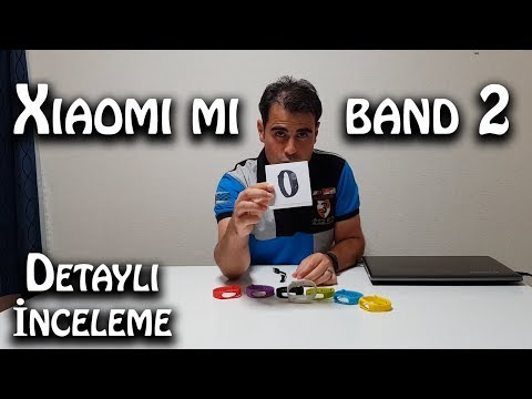 Xiaomi Mi Band 2 - Detaylı İnceleme | Japonic