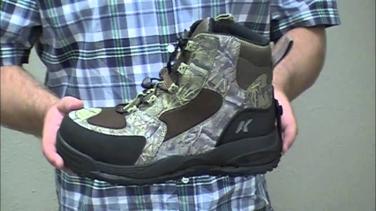 Korkers Double Haul Wading Boots-Omnitrax Interchangeable-Kling-On /& Felt Soles