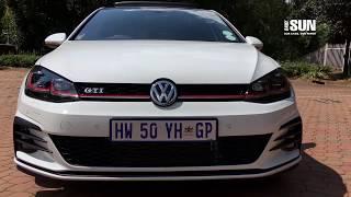 Sunwheels: VW Golf GTI 7.5