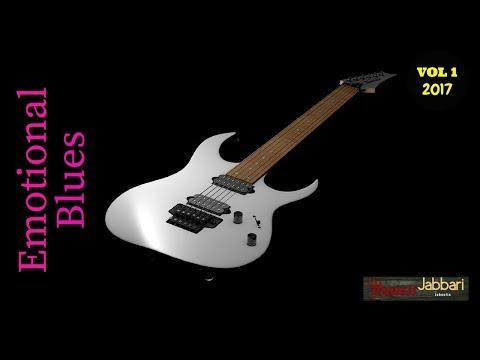 Emotional Blues Music - Youness Jabbari | Vol1