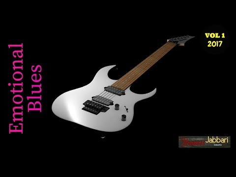 Emotional Blues Music - Blues Music | Vol 1