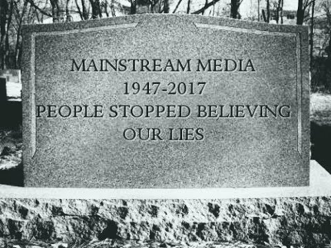 Mark Taylor Trump Prophecies: At least 2 News Media Outlets will be Destroyed
