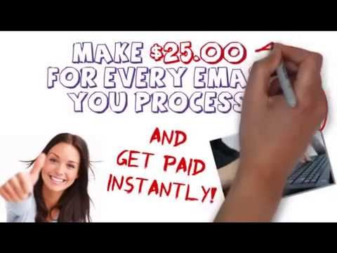 Email Processing Jobs in 2017 Best Real work at home jobs online 2018!
