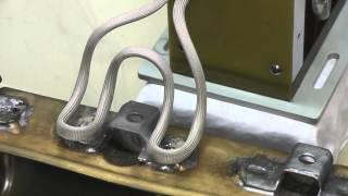 induction braze radiator components