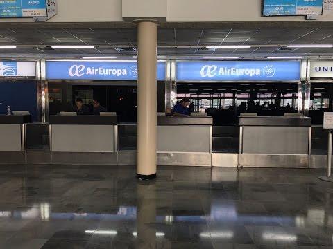 Primer vuelo de @AirEuropa llega a Honduras a las 6:00am de este jueves.