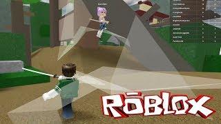 Roblox : Batalha de Ninjas Parkour - Be a Parkour Ninja