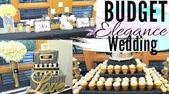 Wedding Decorating ~ $381 Decor Budget
