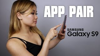 Samsung Galaxy S9 - App Pair Combinations You Should Try!