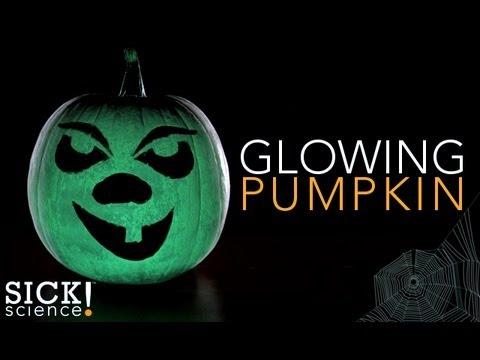 Glowing Pumpkin - Sick Science! #109