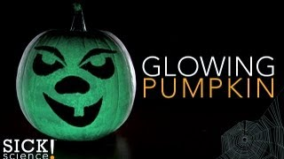 Glowing Pumpkin - Sick Science! #109