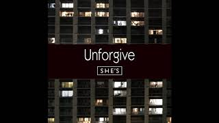 SHE'S - Unforgive【Official Audio】