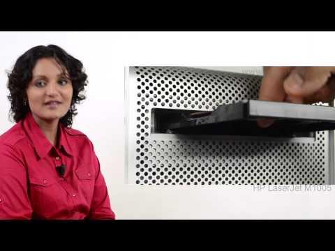 HP Laserjet M1005 - Install Driver: Apple Macintosh - Preview