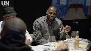How LeBron's Diet Changes His Game | TROPHIES