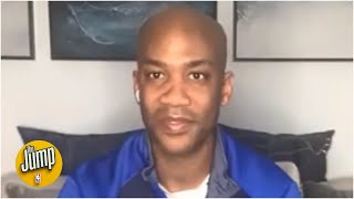 Stephon Marbury explains his efforts to help fight COVID-19 | The Jump